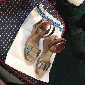 040b252ae2d Tory Burch Shoes - Tory Burch Bima 2 90MM Wedge Espadrille